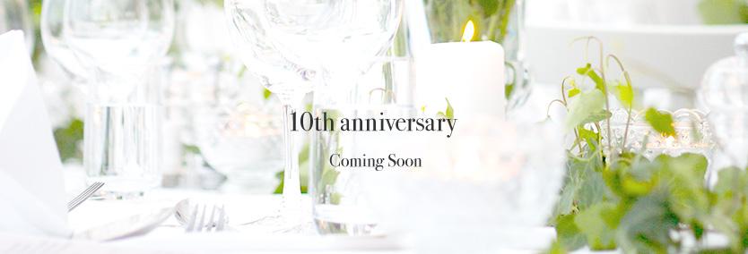 協会設立と活動10周年記念